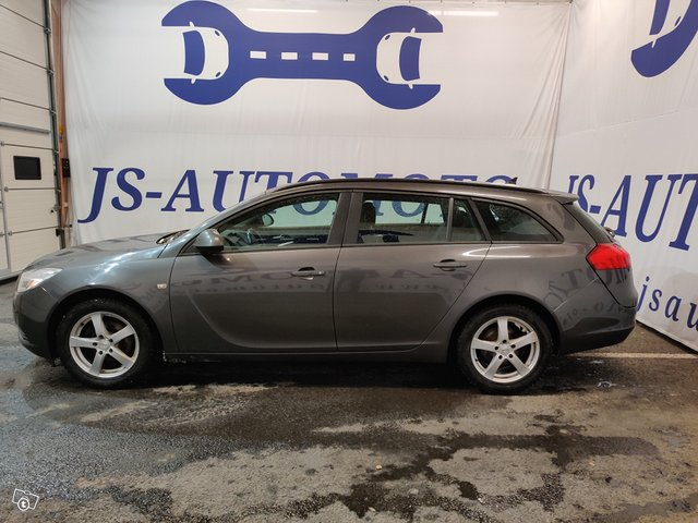Opel INSIGNIA SPORTS TOURER SW 5