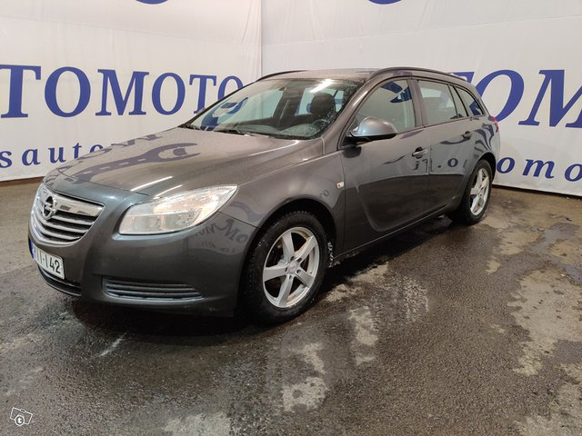 Opel INSIGNIA SPORTS TOURER SW 6