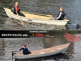 Suvi Soutu-palta 495 Tarjous, Soutuveneet ja jollat, Veneet, Porvoo, Tori.fi