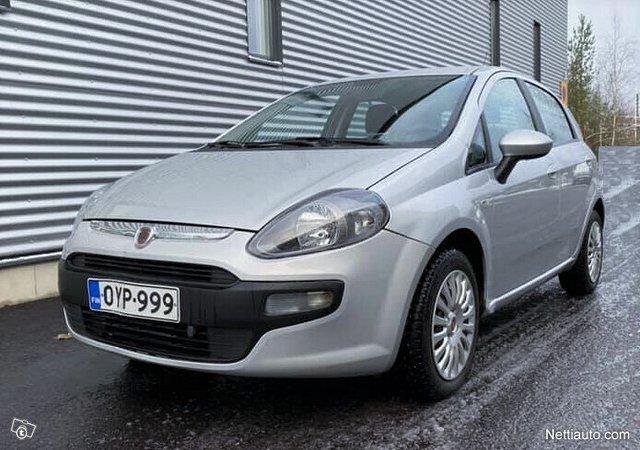 Fiat Punto Evo 1