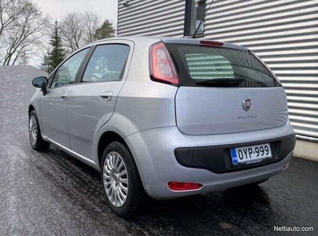 Fiat Punto Evo 4