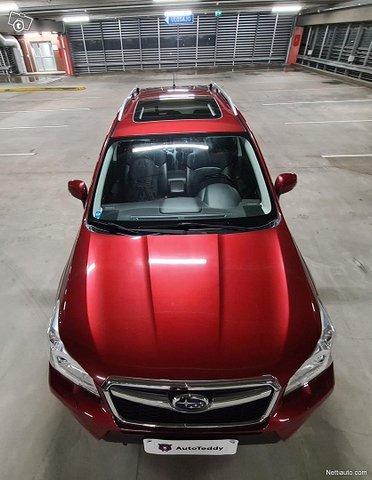 Subaru Forester 16