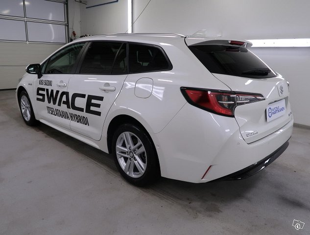 Suzuki SWACE 4