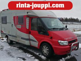 DETHLEFFS T 5975 Fortero, Matkailuautot, Matkailuautot ja asuntovaunut, Kempele, Tori.fi