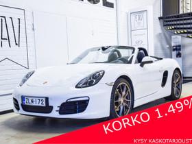 Porsche BOXSTER, Autot, Helsinki, Tori.fi
