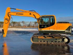 Hyundai Robex 160 LC-9, Maanrakennuskoneet, Työkoneet ja kalusto, Honkajoki, Tori.fi