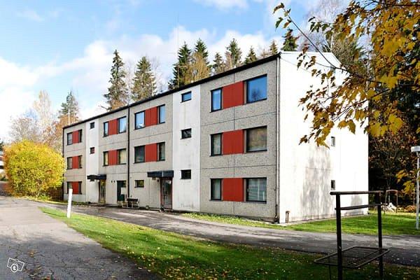 1h+kk, Puolukkapolku 2 B, Ahtiala, Lahti