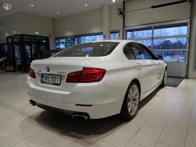 BMW 550 5