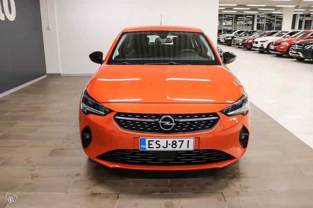 Opel Corsa-e 4