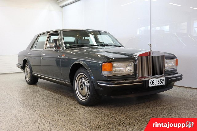 Rolls-Royce Silver Spirit 2