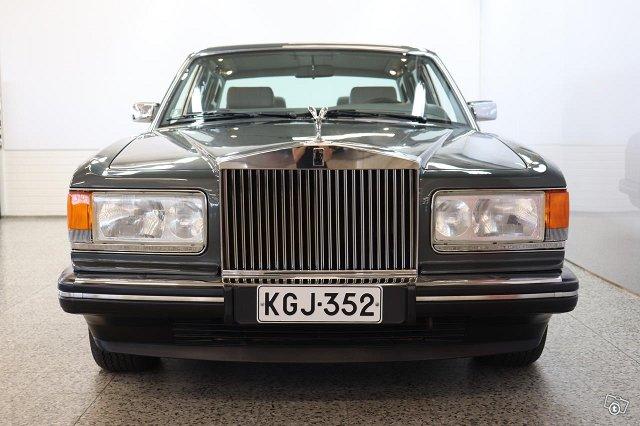 Rolls-Royce Silver Spirit 3
