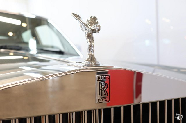 Rolls-Royce Silver Spirit 15