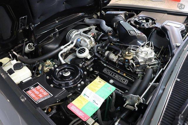 Rolls-Royce Silver Spirit 20