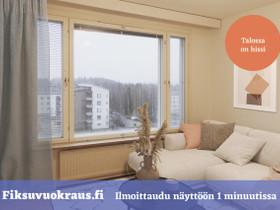 Lahti Lahti Kivikatu 6 2h + k + lasit. p, Vuokrattavat asunnot, Asunnot, Lahti, Tori.fi