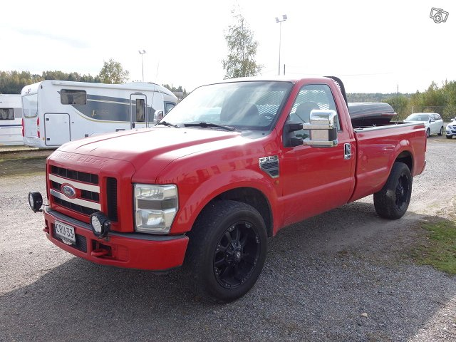 Ford F250 3