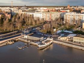 Vaasa Keskusta Vaasanpuistikko 1 1h+kk, Myytävät asunnot, Asunnot, Vaasa, Tori.fi