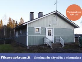 Juuka Kajoo Metsäläntie 79 2h + tupak + s, Vuokrattavat asunnot, Asunnot, Juuka, Tori.fi