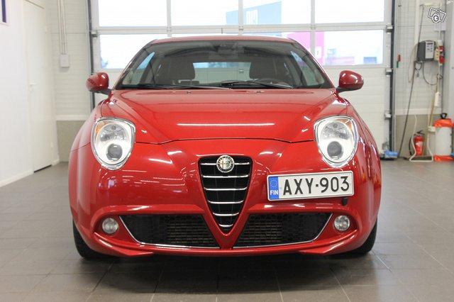 Alfa Romeo Mito 4