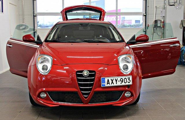 Alfa Romeo Mito 7