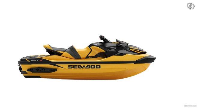 Sea-Doo SEA-DOO RXT X RS AUDIO 300 202