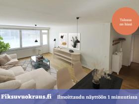 Vaasa Keskusta Kirkkopuistikko 19 3h + k + lasit., Vuokrattavat asunnot, Asunnot, Vaasa, Tori.fi