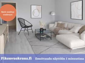 Tampere Kalkku Kalkun viertotie 1 2h + k + parveke, Vuokrattavat asunnot, Asunnot, Tampere, Tori.fi