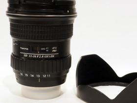 Käytetty TOKINA AT-X PRO 11-16mm f/2.8 AT-X PRO DX, Objektiivit, Kamerat ja valokuvaus, Tampere, Tori.fi