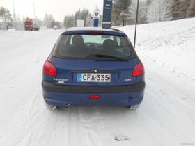 Peugeot 206, Autot, Kajaani, Tori.fi