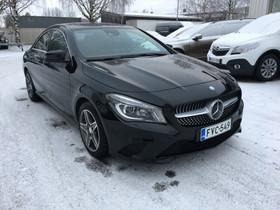 Mercedes-Benz CLA 200 CDI 4MATIC, Autot, Ylivieska, Tori.fi