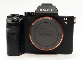 Käytetty Sony A7 Mark II -järjestelmäkamera, Kamerat, Kamerat ja valokuvaus, Tampere, Tori.fi