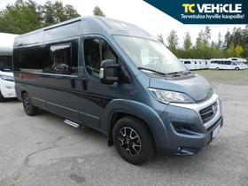 Hobby Vantana K60 FT De Luxe, Matkailuautot, Matkailuautot ja asuntovaunut, Espoo, Tori.fi