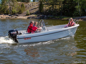 Terhi 450 CC SUZUKI DF40 1 KPL VAPAA, Moottoriveneet, Veneet, Savonlinna, Tori.fi