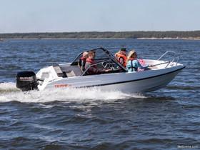 Terhi 480 BR Suzuki/ Honda 40-60, Moottoriveneet, Veneet, Kitee, Tori.fi