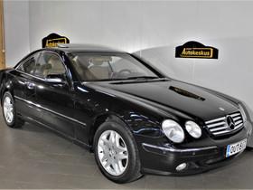 Mercedes-Benz CL, Autot, Ylöjärvi, Tori.fi