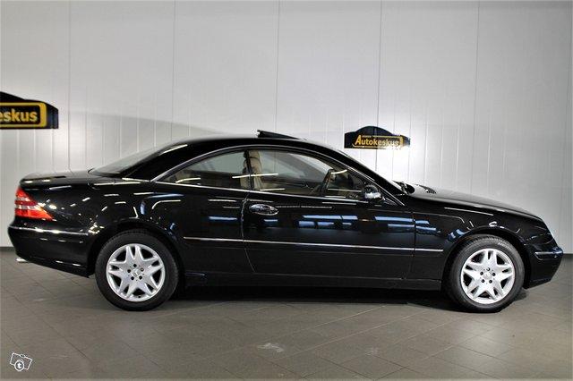 Mercedes-Benz CL 2