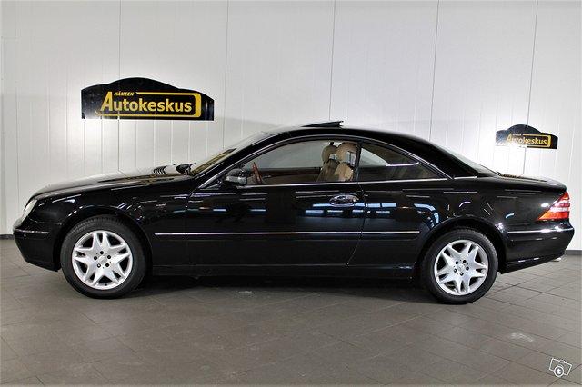 Mercedes-Benz CL 5