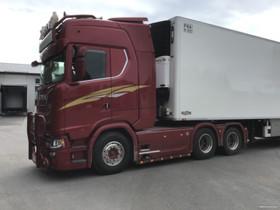 Scania S 730, Kuljetuskalusto, Työkoneet ja kalusto, Kokkola, Tori.fi