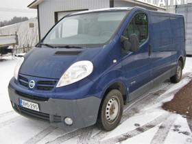 Nissan Primastar, Autot, Espoo, Tori.fi