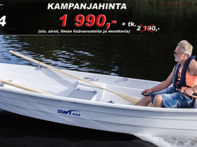 Suvi 444, Soutuveneet ja jollat, Veneet, Imatra, Tori.fi