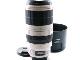 Käytetty Canon EF 100-400mm f/4.5-5.6L IS II USM, Objektiivit, Kamerat ja valokuvaus, Helsinki, Tori.fi