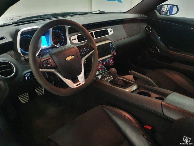 Chevrolet Camaro 17