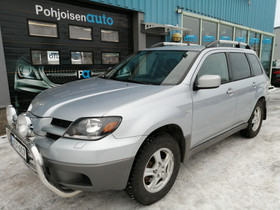 Mitsubishi Outlander, Autot, Oulu, Tori.fi