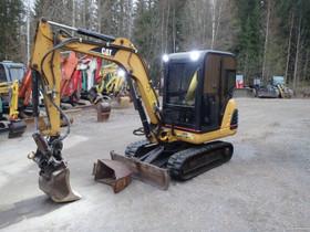 Caterpillar 302.5, Maanrakennuskoneet, Työkoneet ja kalusto, Forssa, Tori.fi