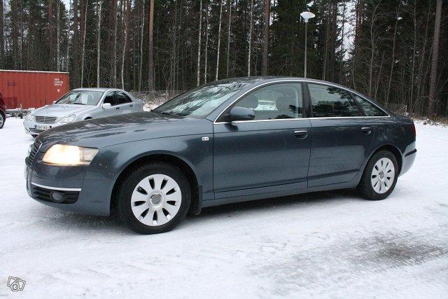 Audi A6, kuva 1