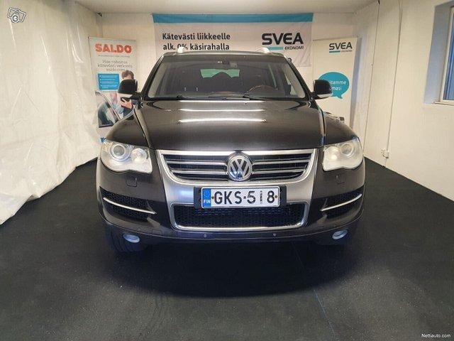 Volkswagen Touareg 2