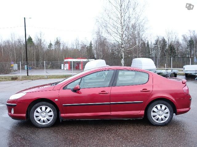 Peugeot 407 1