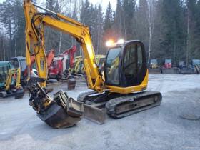 JCB 8080 ZTS Tiltillä, Maanrakennuskoneet, Työkoneet ja kalusto, Forssa, Tori.fi
