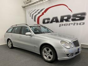 Mercedes-Benz E, Autot, Alajärvi, Tori.fi