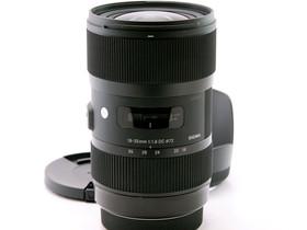 Käytetty Sigma 18-35mm f/1.8 A DC HSM Canon, Objektiivit, Kamerat ja valokuvaus, Helsinki, Tori.fi