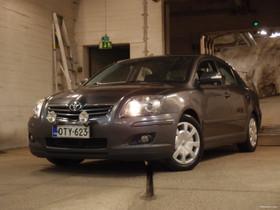 Toyota Avensis, Autot, Helsinki, Tori.fi